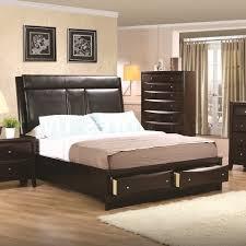 Queen Size Platform Bed - modern white teak wood queen size bed frame full size platform bed