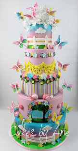 butterfly cake cakes by ane