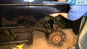 2000 honda civic struts how to install replace front shock strut assembly honda odyssey 99
