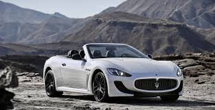 maserati truck on 24s maserati grancabrio reviews specs u0026 prices top speed