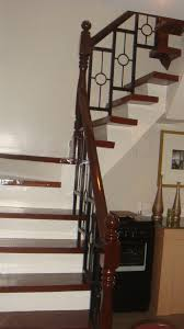 Townhouse Stairs Design Marvela Model House Of Camella Home Series Iloilo By Camella Homes