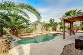 you have to see these 6 phoenix homes with amazing pools
