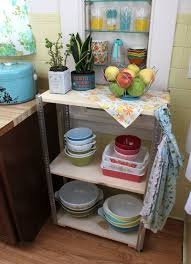 Diy Kitchen Bar by Diy Shelving Unit 2 Ways U2013 A Beautiful Mess