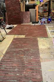flooring faux brick tile for flooringfaux flooring laundry room