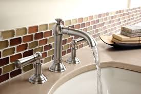 newport brass aylesbury widespread lavatory faucet tall u0026 short