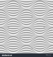white seamless texture wavy background interior wall decoration