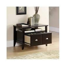 lateral file cabinet wood 2 drawer utility stand home office