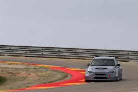 hyundai i30 tcr hits the track for testing motor trend