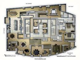 executive house plans executive office socketsite s unofficial penthouse plan