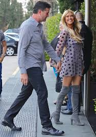 tarek christina christina el moussa holds hands with new boyfriend on date night