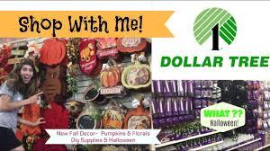dollar tree fall decor new finds u0026 halloween 8 10 17 shop with