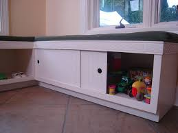 Bench With Storage Iheart Organizing Studio Update Diy Built In Bench Bench With
