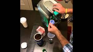 keurig 2 0 reusable k cup youtube