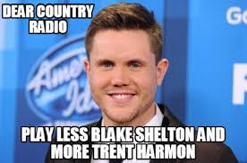 Blake Shelton Meme - meme maker dear country radio play less blake shelton and more