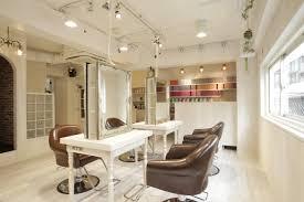 beauty salon interior design ideas hair space decor designs tokyo