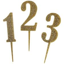 cake topper numbers gold glitter acrylic cake topper numbers shop sweet lulu