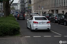 lexus isf sports car lexus is f 10 july 2017 autogespot