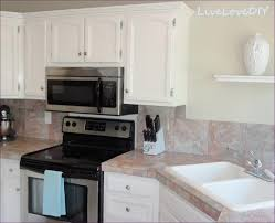 Best Way To Update Kitchen Cabinets Kitchen Room Marvelous Off White Chalk Paint The Best Paint To