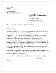 lettre chambre exemple de lettre de motivation étudiant femme de chambre