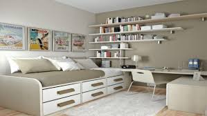 Office Guest Bedroom - cool home office guest bedroom design ideas bedroom awesome home