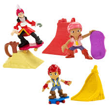 disney jake u0026 neverland pirates figure pack assortment 8 00