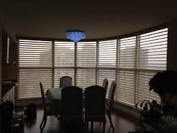 our treview soft shade operates like the silhouette blinds and is our treview soft shade operates like the silhouette blinds and is an excellent solution for condos bow windowsblindscondossilhouettes