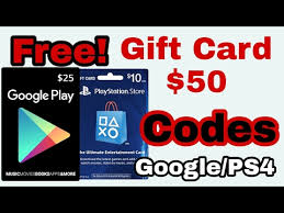 ps4 gift card how to get free play gift card ps4 psn codes 2017 free