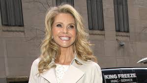 Christie Brinkley Christie Brinkley Suffers Face Injury After Bird Encounter Today Com