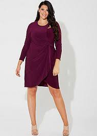 plus size women u0027s wrap dresses sizes 14 32 curvissa