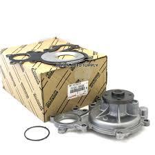 lexus visa platinum lexus lx570 toyota tundra sequoia land cruiser water pump