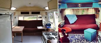 Airstream Custom Interiors How To Purchase And Renovate The Interior Of An Airstream