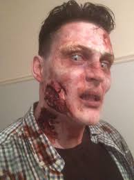 Halloween Walking Dead Makeup by Walking Dead Style Zombie Make Up How To 15 Steps With Pictures