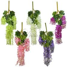 fake wisteria flowers online fake wisteria flowers for sale