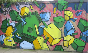 Mural Art Designs by The Murals Of South London Building Site Art South London Blog