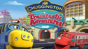 chuggington traintastic adventures free train game