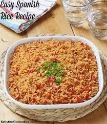 Easy Main Dish - rice recipe easy