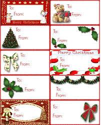 christmas gift tags templates free ne wall