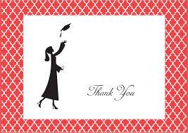 graduation thank you notes 7 sle graduation thank you notes psd vector eps