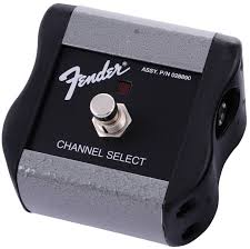 fender mustang 2 footswitch fender footswitch 1 button thomann uk