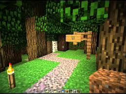 minecraft haunted forest tigerrealms youtube