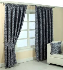 Blue And Gold Curtains Curtain Curtains Blue And Gold Stripedcurtains Stripednavy