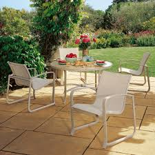 Tropitone Patio Chairs Spinnaker Sling By Tropitone