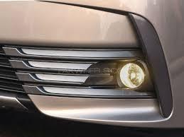 toyota corolla fog lights buy new uplift corolla 2017 fog lights set glass in pakistan