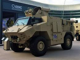 personal armored vehicles the most interesting military vehicles of the 2017 idex defence