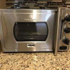 Wolfgang Puck Toaster Best Wolfgang Puck Kitchentek Conventional Pressure Ove For Sale