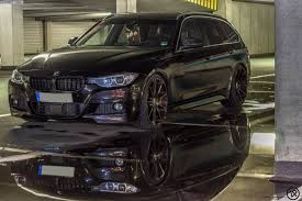 Bmw M3 Blacked Out - bmw 3 series touring in citrine black http www bmwblog com