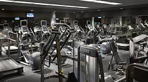 fitness the mirage