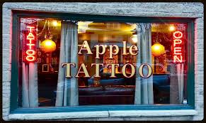 apple tattoo rochester ny