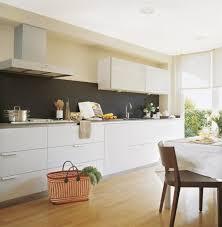 cuisine meubles blancs idee peinture cuisine meuble blanc maison design bahbe com