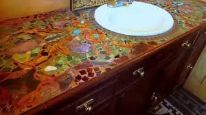 mosaic art bathroom design ideas youtube